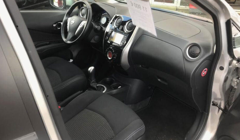 NISSAN NOTE 1.5 DCI 90CH CONNECT EDITION plein