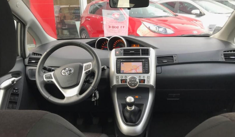 TOYOTA VERSO 126CH SKYVIEW 7 PLACES plein