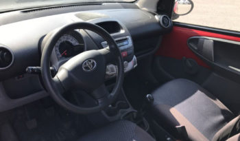 TOYOTA AYGO 1.0 VVT PRIME À LA CONVERSION POSSIBLE plein