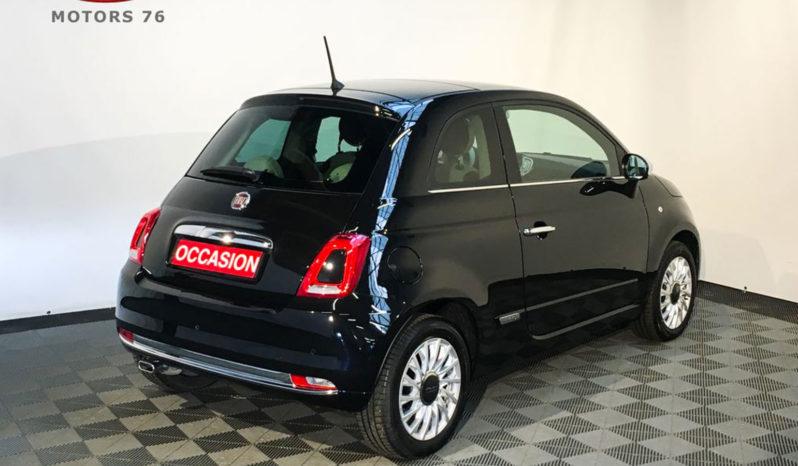FIAT 500 1.2 69CH LOUNGE plein